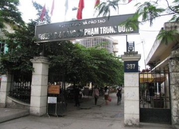 Ty le choi Cao Dang Su Pham Trung Uong TPHCM