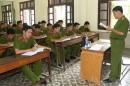 Tuyển sinh ĐH, CĐ 2013: Tiêu chuẩn dự thi vào các trường Công an
