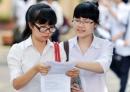 Điểm thi trường Đại học Giáo dục Đại học Quốc gia Hà Nội năm 2013