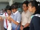 Điểm thi năm 2013 của trường Đại học Sư phạm Đại học Thái Nguyên