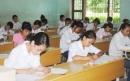 Gần 18.000 thí sinh Bắc Giang hoàn thành kỳ thi vào lớp 10 năm 2013