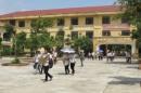 Hơn 14.000 thí sinh tỉnh Bắc Ninh sẽ dự thi vào lớp 10 năm 2013 từ ngày 15/7