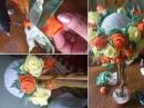 Cách làm hoa hồng tuyệt đẹp từ giấy ăn