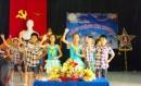 Nghẹn ngào tết trung thu của trẻ em khuyết tật