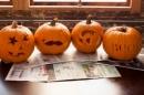 Cách làm đèn bí ngô đón Halloween đơn giản nhất