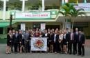 Sinh viên nước ngoài học tập kinh nghiệm tại ĐH Đông Á
