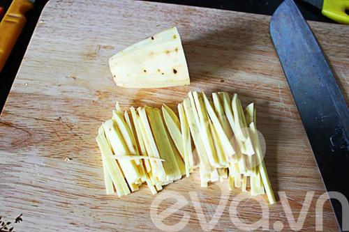 Bánh ngô, bánh khoai chiên: Dễ làm, giòn thơm - 2
