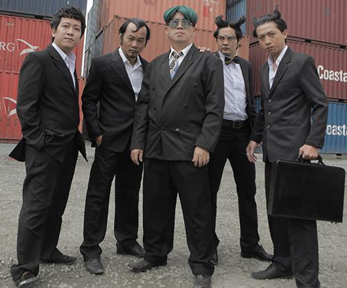 Phim tet 2014: Hoai Linh lam xe om \