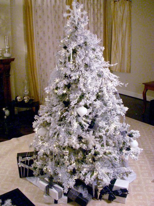 cách trang trí cây thông Noel, đơn giản, giáng sinh
