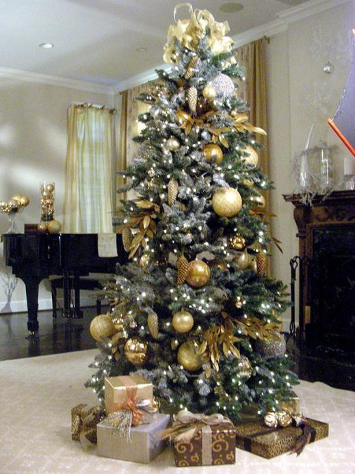 cách trang trí cây thông Noel, giáng sinh, quá cỡ