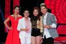 Liveshow 8 Giọng hát Việt lộ diện 4 thí sinh xuất sắc nhất