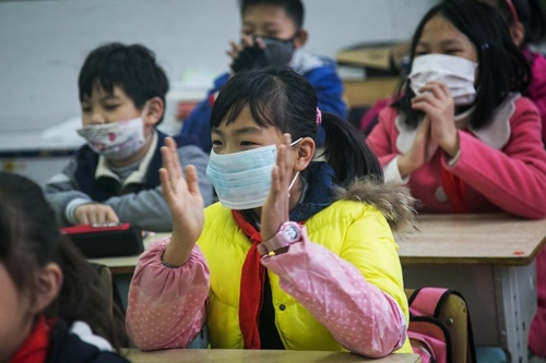 The Chinese government has actually taken steps to curb air pollution. Earlier this year, state media announced that the government would invest 1.7 trillion yuan (about $279 billion) to combat the country's smog problem. In October, China also announced that it would offer rewards to regions that make similar investments to fight air pollution.
