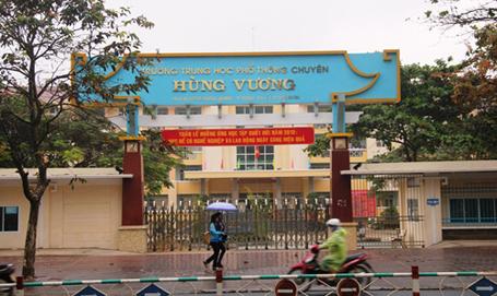 Đề thi của Trường THPT Chuyên Hùng Vương được khen ý nghĩa, mang tính thời sự và nhân văn.