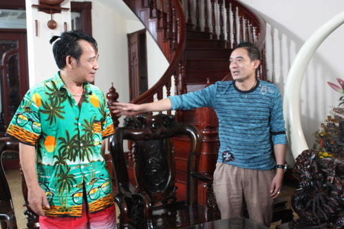 Mèo nào cắn mửu nào là bộ phim hài mới của đạo diễn Phạm Nguyên Bắc, kịch bản do Đặng Huy Quyển chắp bút, với sự tham gia của nghệ sĩ Quang Tèo, Chiến Thắng và Diễm Hương.