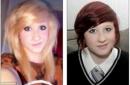Nữ sinh bị nhà trường cách ly vì nhuộm tóc vàng sang tóc đỏ