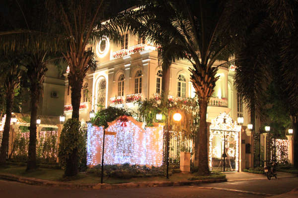 Những địa điểm vui chơi Giáng sinh tại Sài Gòn anh 4