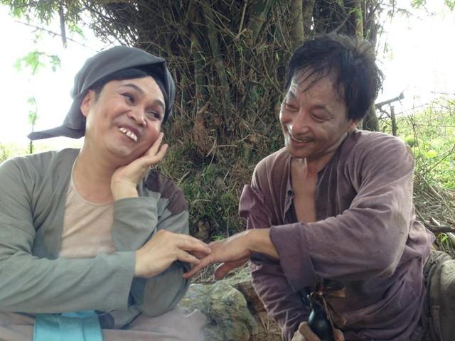 Khôi hài hình ảnh Xuân Hinh đóng vai Thị Nở