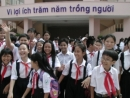 Lịch nghỉ tết nguyên đán 2014 của học sinh Đồng Tháp