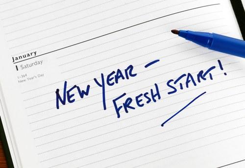 Ngắm lại những quyết tâm của chính mình trong năm mới để lấy thêm động lực nào!