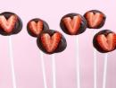 Hướng dẫn cách làm kẹo mút trái tim tặng bạn trai