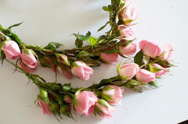 Tu tay lam trai tim hoa hong lang man cho nguoi yeu