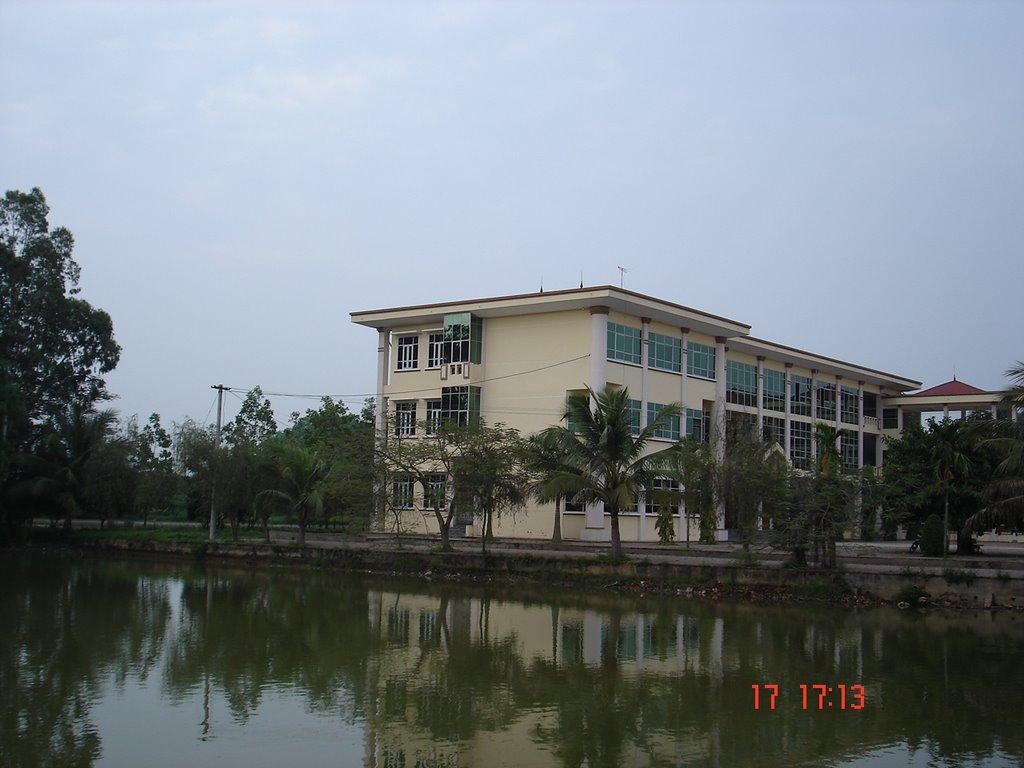 Truong Cao dang Nong Lam Bac giang