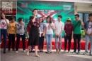 Hồ Ngọc Hà nhảy chân đất cùng thí sinh X-Factor