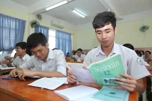 Bi quyet on thi tot nghiep mon Van nam 2014