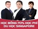 Cơ hội nhận học bổng EASB tại Singapore năm 2014