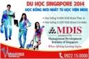 Học bổng du học Singapore năm 2014 tại học viện MDIS