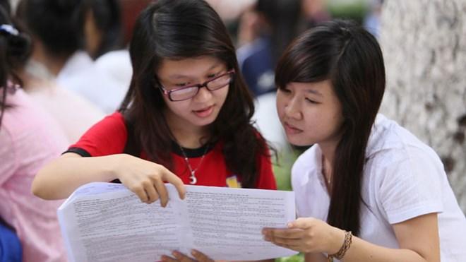 Bac Ninh cong bo mon thi thu 3 vao lop 10 nam 2014