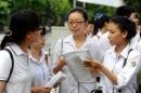 Ngày 27/6, gần 17 nghìn học sinh Hà Tĩnh thi vào lớp 10