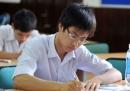 Chùm ảnh: thí sinh trong ngày thi đầu tiên đợt 2 ĐH