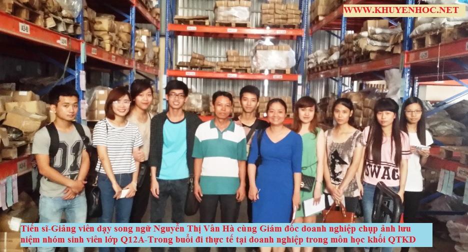 Truong Kinh te Ngoai giao Viet Nam gan 10 nam khang dinh!