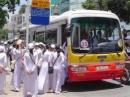 Kinh nghiệm tránh bị móc túi trên xe bus