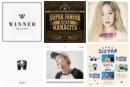 Top 10 ca khúc K-Pop Hot nhất tuần 2 tháng 9