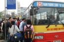 Kinh nghiệm đi xe bus cho tân sinh viên