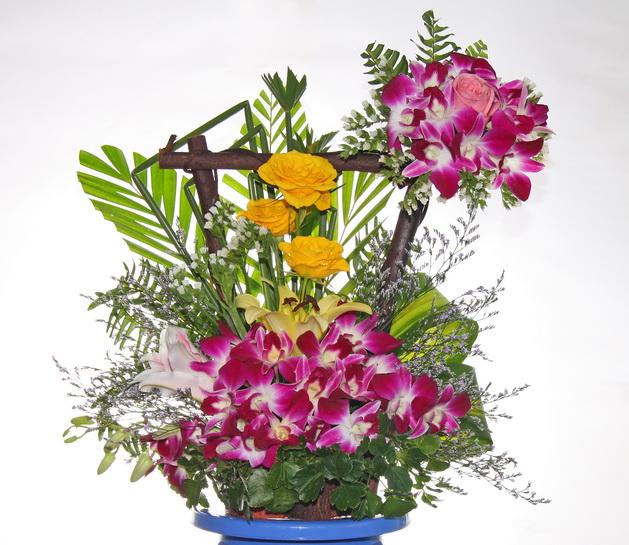 Huong dan cach cam hoa va thuyet trinh cam hoa ngay 20/10