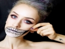 Những kiểu hóa trang Halloween kinh dị nhất