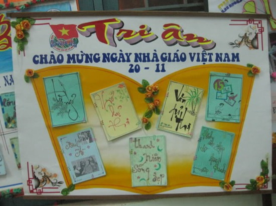 Loi ngo bao tuong ngay 20/11 hay va y nghia nhat
