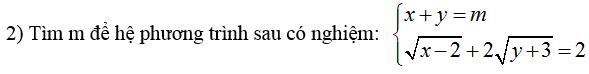 De thi hoc ki 1 lop 10 mon Toan nam 2014 Truong THPT Luc Nam