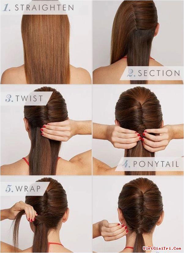 5 kiểu tóc ấn tượng cho mùa Giáng sinh