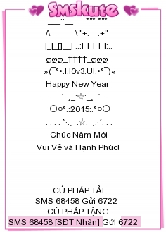 Lich phat song Tao quan 2015 dem giao thua (ngay 18/2/2015)