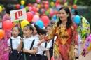 Thông tin tuyển sinh vào mầm non, lớp 1, lớp 6 tại Hà Nội năm 2015