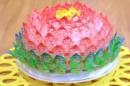 Cách làm hoa sen bằng kẹo trang trí ngày Tết