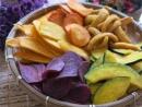 Những món ăn vặt giúp giảm cân ngày tết