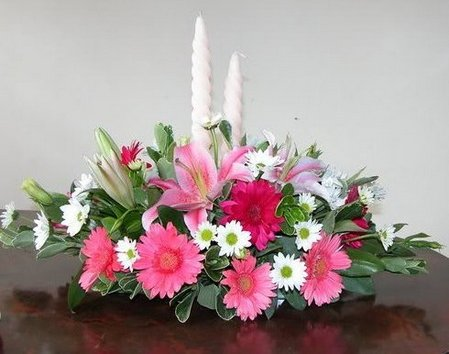 Huong dan cam hoa va thuyet trinh cam hoa ngay 8/3