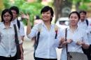 Mã trường THPT tỉnh Ninh Thuận
