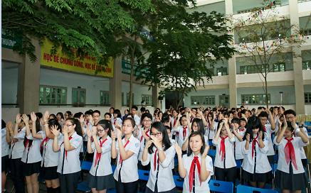 Tuyen sinh lop 6 2015 Ha Noi
