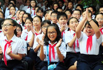 Tuyen sinh vao lop 6 tinh Gia Lai nam 2015